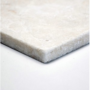 Romanum Natursten Plattor Botticino Antik Marmor Borstad