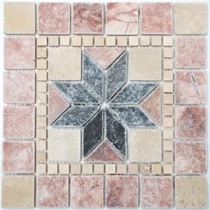 Dekor Marmor Mosaik Tivoli