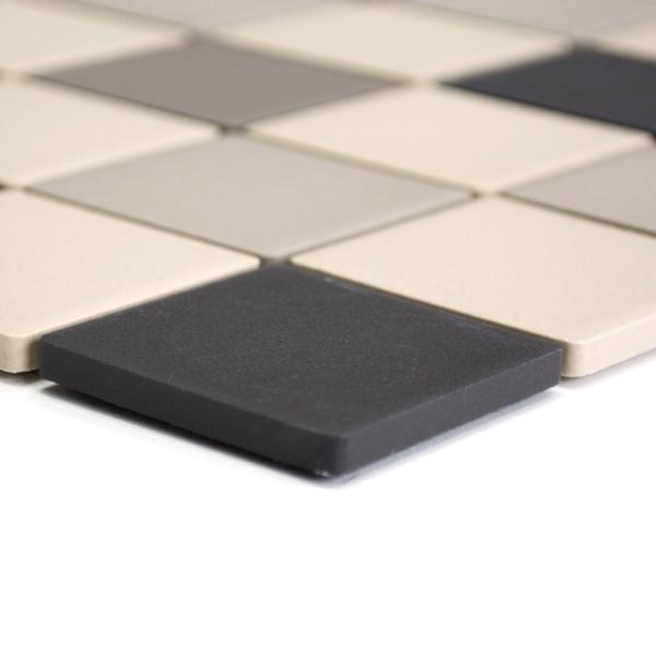 Granitkeramik Mosaik Mix Matt