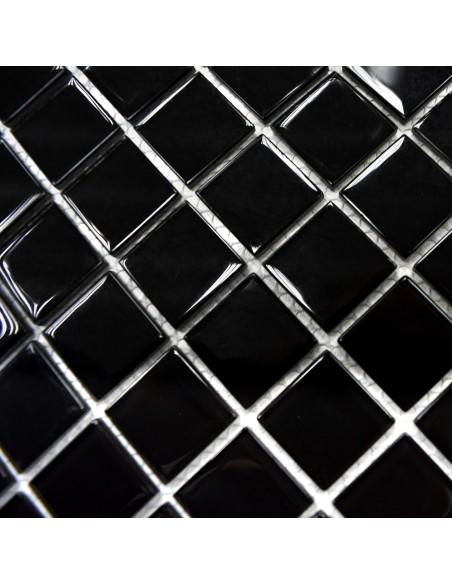 Kristall Glasmosaik Svart | Ekosten.se