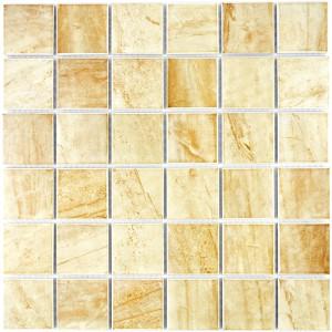 Mosaik Klinker Beige Mix Matt