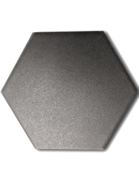 Klinker Golvplattor Twist Hexagon Svart | Ekosten.se